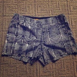 Tory Burch Print Shorts